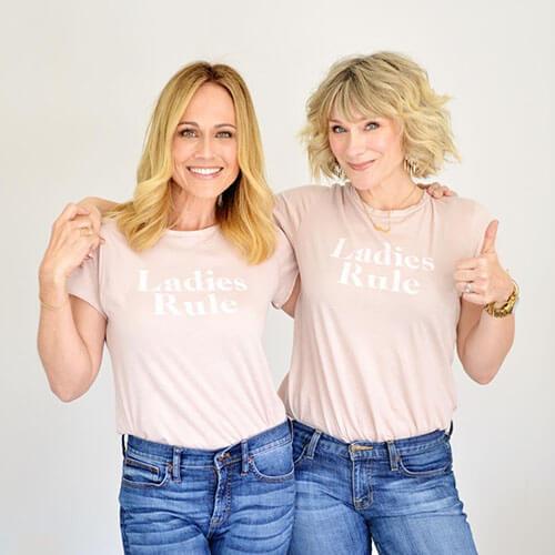 Nikki and Jen